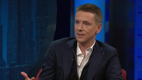 Amanpour and Company -- Facebook Co-Founder Chris Hughes Talks Corporate Monopolies