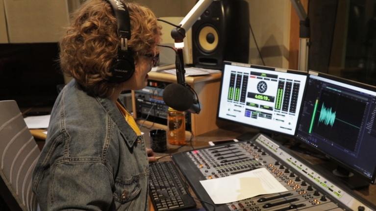 WKAR Specials: Mary Ellen Pitney    Capital Region Morning Edition Host