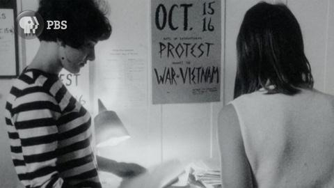 The Vietnam War | Broadcast Version -- Clip: Episode 3 | Early Antiwar Movement