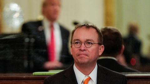 PBS NewsHour -- Mulvaney objected to 2017 Ukrainian aid package, says Croft