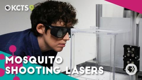 ReInventors -- Fighting mosquitoes with frickin' laser beams