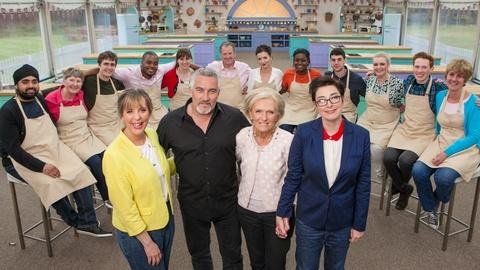 The Great British Baking Show -- Season 4 Preview