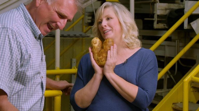 Washington Grown: Potatoes