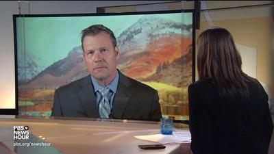 PBS NewsHour | Kobach says emergency declaration warranted over border wall