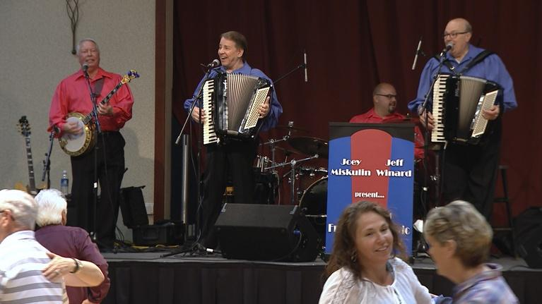 Funtime Polka: Jeff Winard w/ Joey Miskulin (Frankie Yankovic Tribute Band)