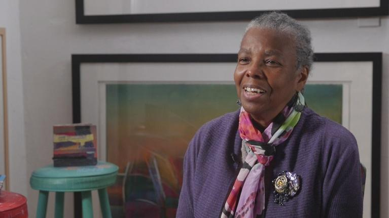 Wisconsin Life: Evelyn Patricia Terry