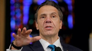 New York's governor faces backlash on nursing home deaths
