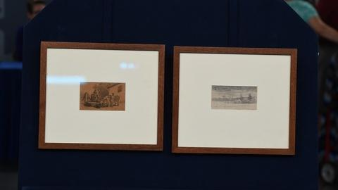 Antiques Roadshow -- S21 Ep15: Appraisal: Edward Mitchell Bannister Sketches, ca.