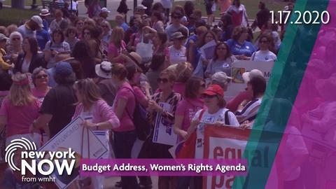 S2020 E3: Budget Address, Women's Rights Agenda