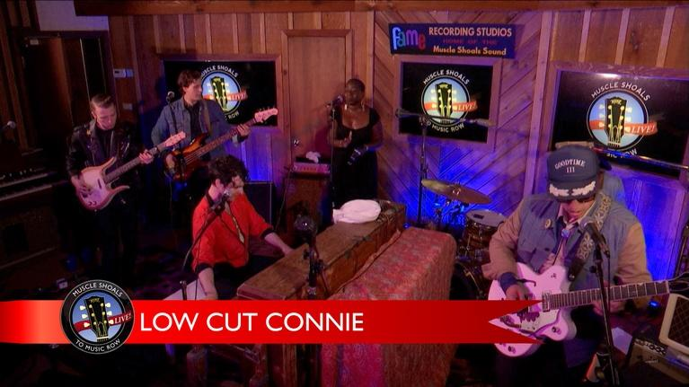 Muscle Shoals to Music Row: Low Cut Connie