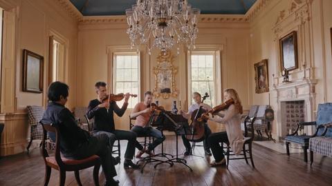 Great Performances -- Haydn's Emperor Quartet
