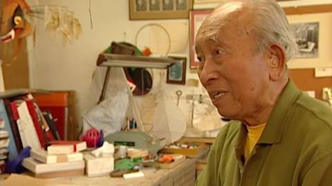 American Masters -- How Tyrus Wong got the job to animate Bambi
