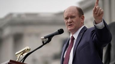 Coons: Trump's defiance 'putting American lives at risk'