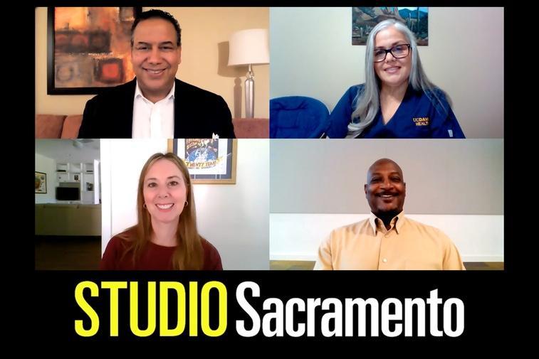 Studio Sacramento: Nurses on the Frontline Thumbnail