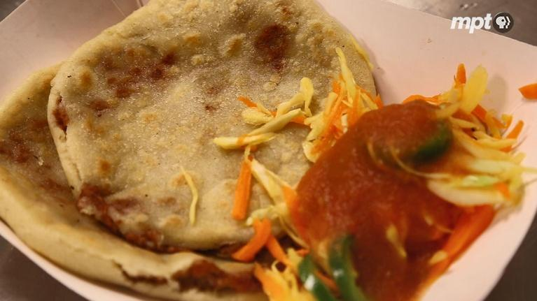 MPT Digital Studios: The Dig: Food and Family and Pupusas