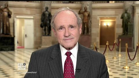 PBS NewsHour -- Sen. Risch: Trump fully entitled to declassify information