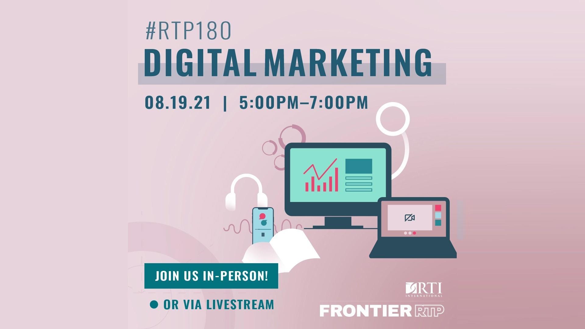 Digital Marketing   August 2021
