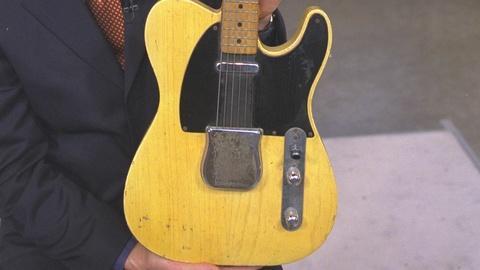 Antiques Roadshow -- S21 Ep20: Appraisal: 1953 Fender Telecaster Guitar