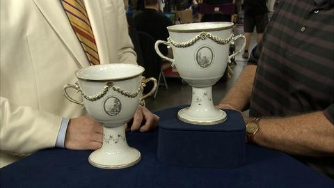 Antiques Roadshow -- S21 Ep15: Appraisal: Chinese Export Vessels, ca. 1770