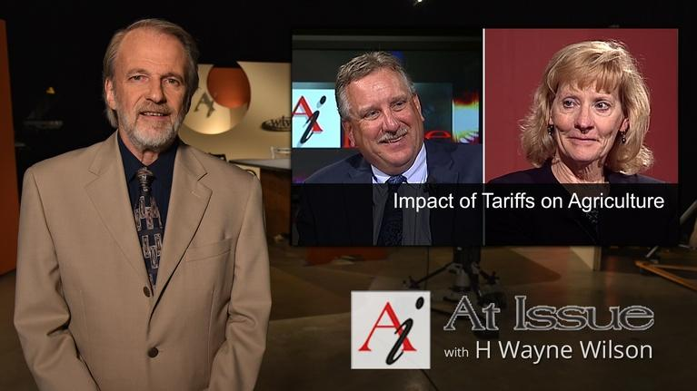 At Issue: S31 E05: Impact of Tariffs on Agriculture