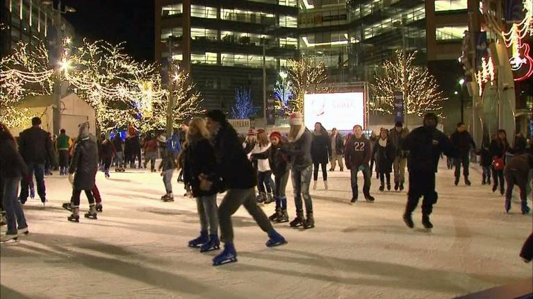Discover the 'D': Kensington Metropark/Fire and Ice Festival