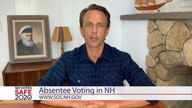 NH Votes SAFE | Seth Meyers