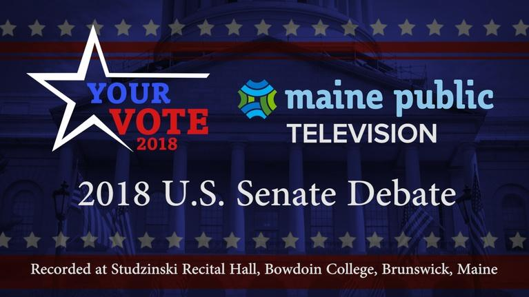 Your Vote: Your Vote 2018 U.S. Senate Debate