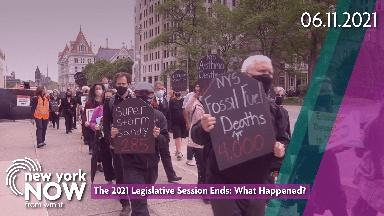 2021 Legislative Session Ends, 10 Years of Marriage Equality