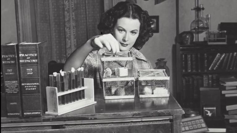 American Masters: Hedy Lamarr and Howard Hughes' Relationship