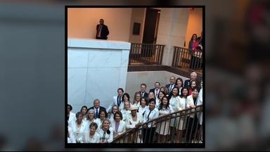 TTC Extra: Democratic Women Wear White During SOTU