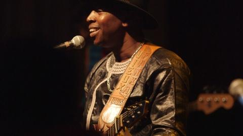 Articulate -- Vieux Farka Touré: The Fortunate Son