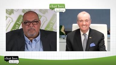 The Chat Box Conversation: Gov. Phil Murphy