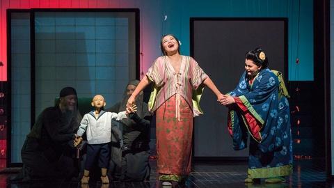 Hui He's Libretto-Act II