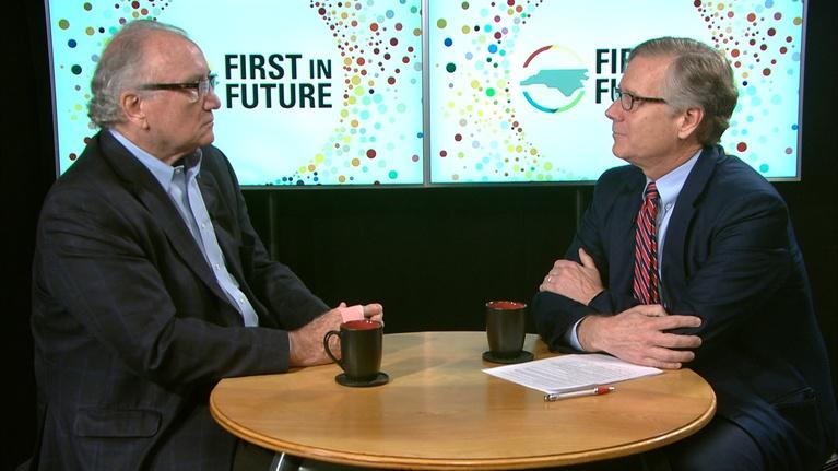 First in Future: First in Future: Dr. Walt Wolfram