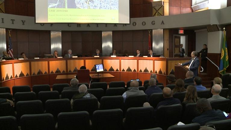 Chattanooga City Council Highlights: December 10th, 2019