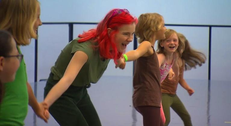 Shakespeare Uncovered | NPT: Elf & Fairy Camp | Shakespeare Uncovered | NPT