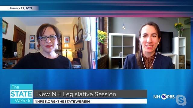 1/27/2021 - New NH Legislative Session