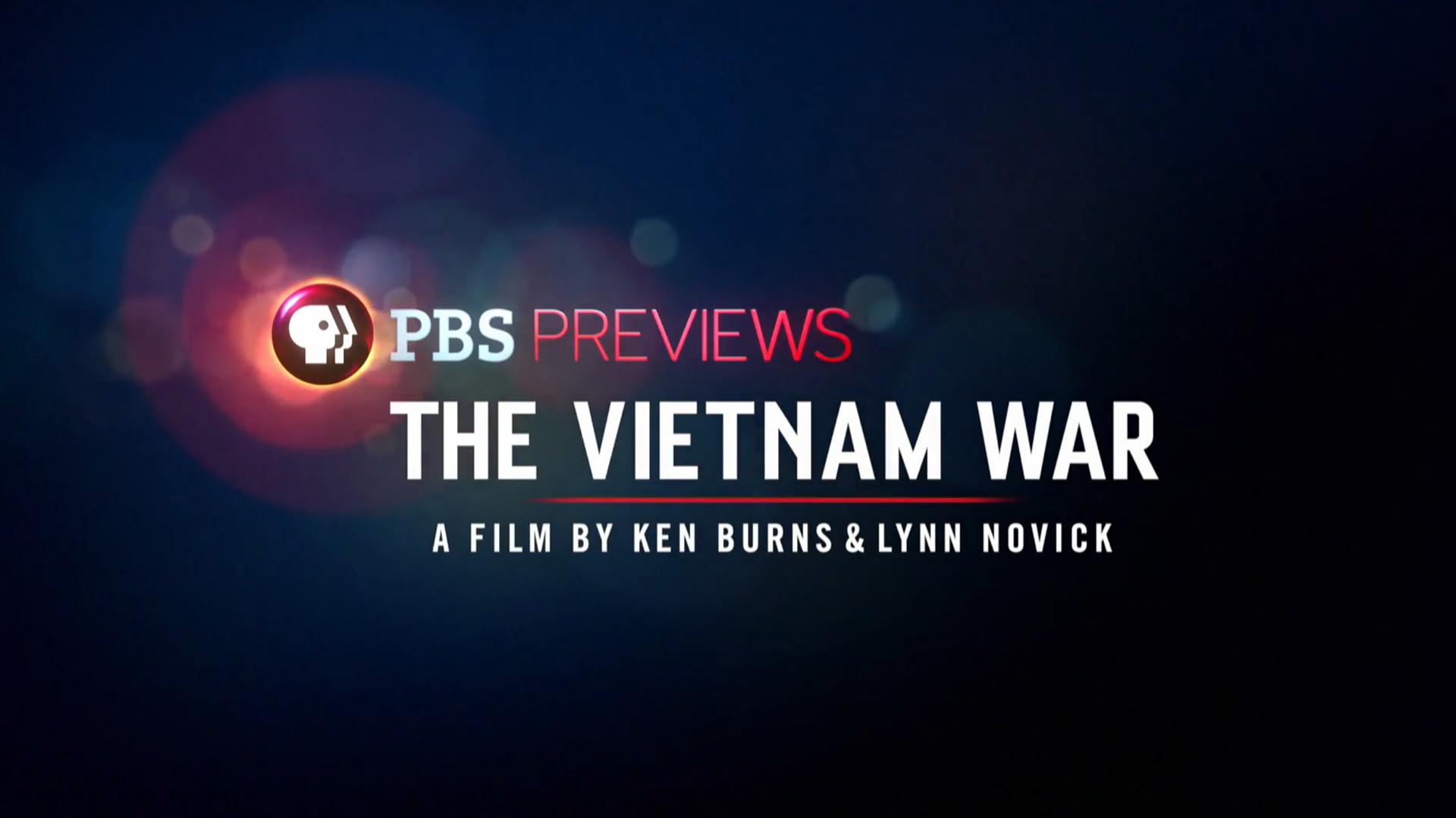 PBS Previews: The Vietnam War | Promo