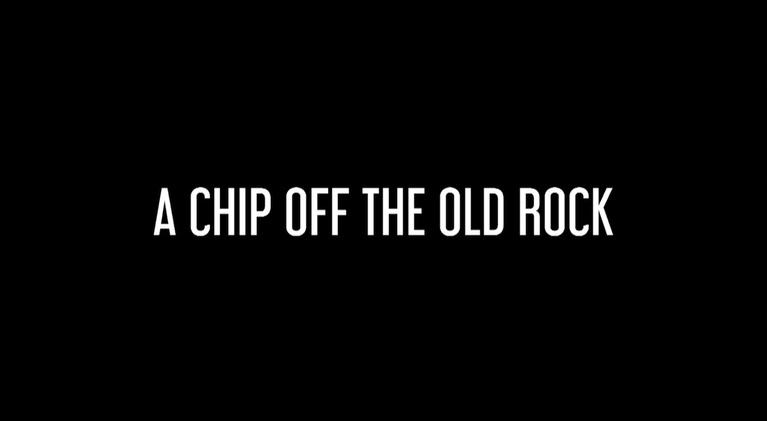 REEL SOUTH: A Chip off the Old Rock