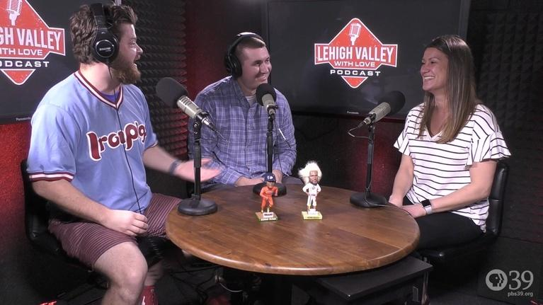 Lehigh Valley With Love: LV with Love Ep: 4 Lindsey Knupp