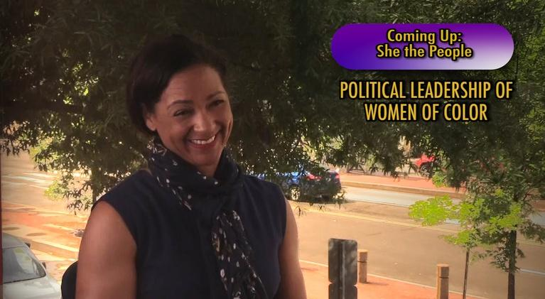 To The Contrary: Woman Thought Leader: Aimee Allison