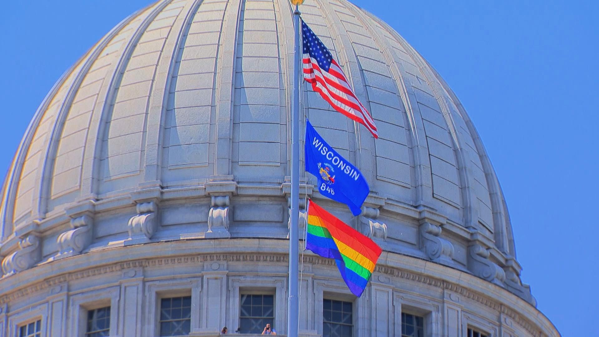 Legislators Celebrate Pride Month