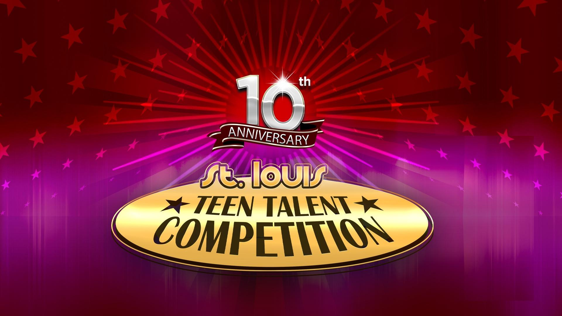 St. Louis Teen Talent Competition 2020