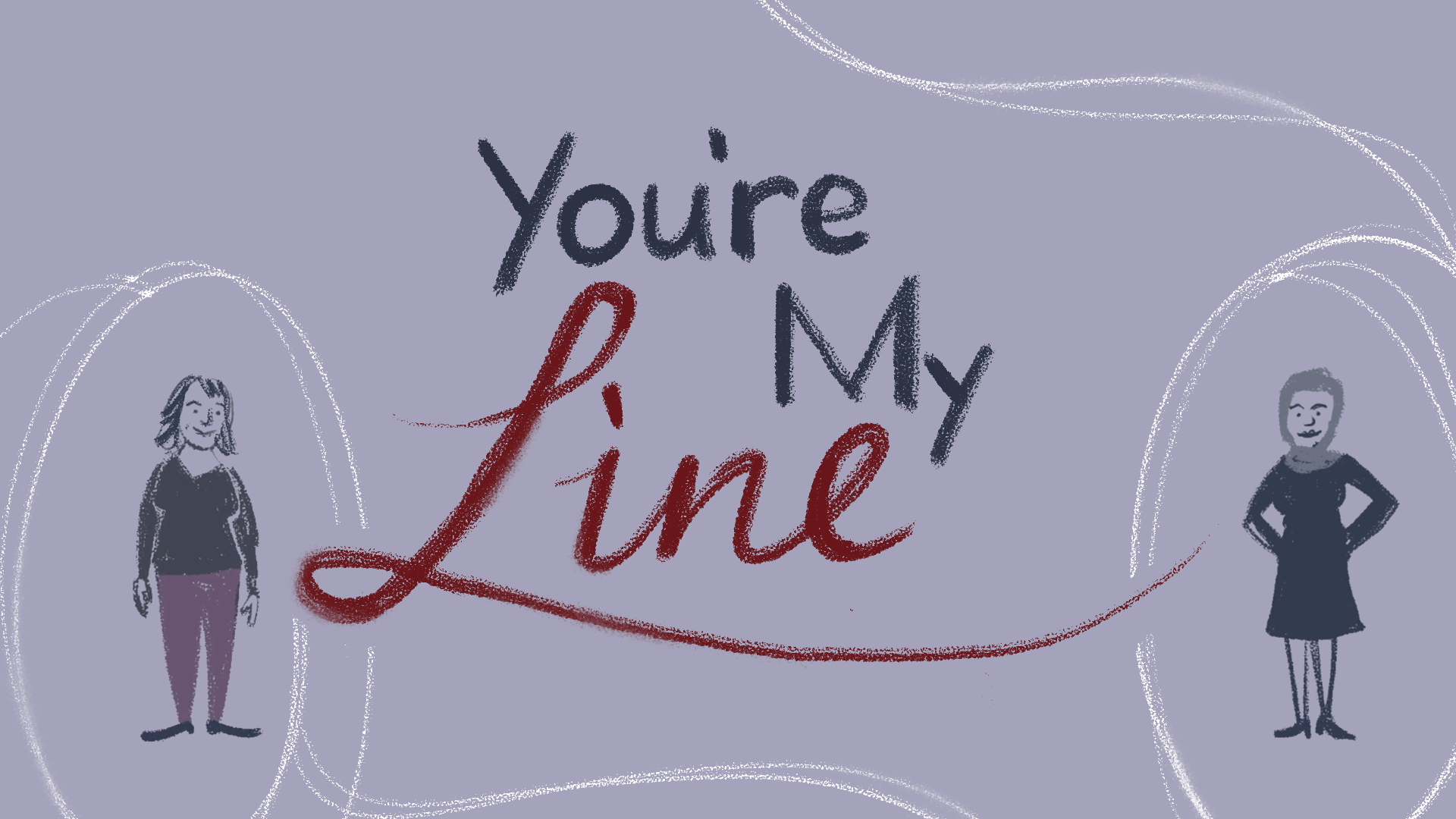 StoryCorps Shorts: You're My Line