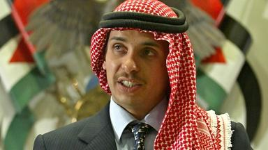 Long-simmering family feud publicly boils over in Jordan