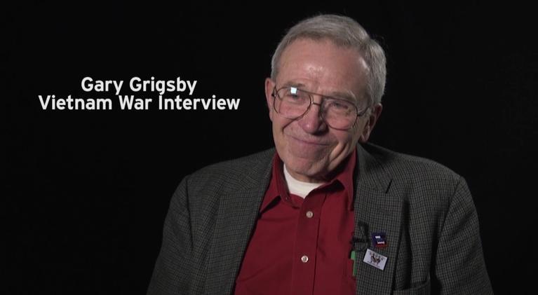 KMOS Stories of Service: Gary Grigsby Vietnam War Interview