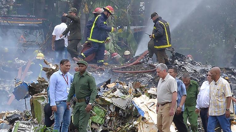 PBS NewsHour: News Wrap: Cuban plane plummets, killing over 100