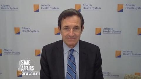 S4 E15: Atlantic Health System CEO on Adapting Care During COVID-19