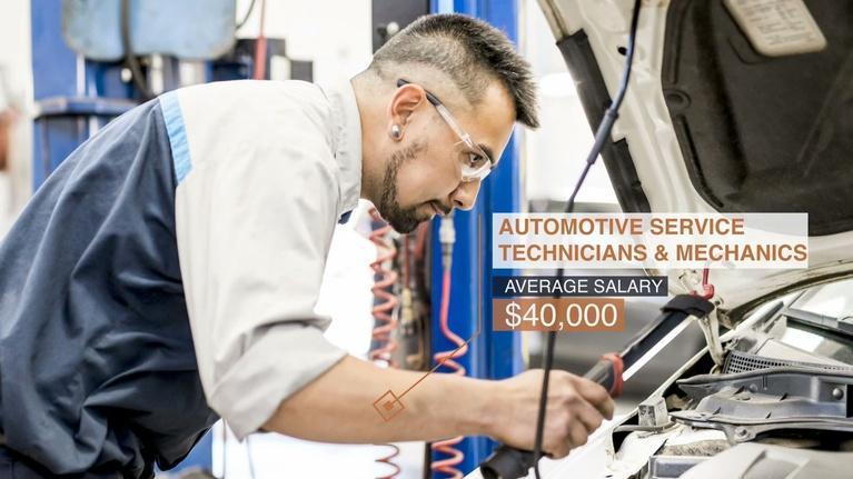 WVPB American Graduate: Mechanic