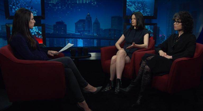 Amanpour and Company: Claire Stapleton and Meredith Whittaker on Google's Walkouts